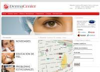 Sitio web de Centro Dermatologico Profesor Pasmanik