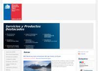 Sitio web de Dirección Regional de Aguas de Puerto Montt