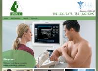 Sitio web de Diagnoec Ltda