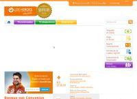 Sitio web de LOS HEROES - Sucursal Talca