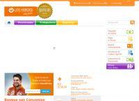 Sitio web de LOS HEROES - Sucursal  Temuco