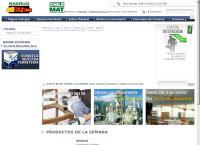 Sitio web de maderas enco s a