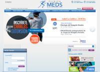 Sitio web de MEDS SUCURSAL ISABEL LA CATÓLICA