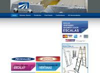 Sitio web de Prodalum S.a