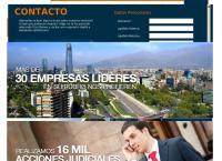 Sitio web de RECSA - Sucursal Santiago