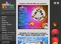 Sitio web de Soul of India