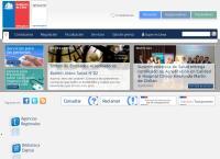 Sitio web de Superintendencia de Salud - Sucursal Puerto Montt