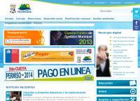 Sitio web de I. Municipalidad De Talcahuano