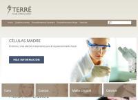 Sitio web de CLÍNICA TERRE