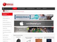 Sitio web de Belenox Ltda