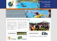 Sitio web de centro recreativo y turistico verde agua y compania limitada
