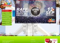 Sitio web de Fantasilandia