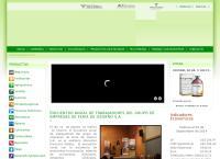 Sitio web de Ferosor Agricola