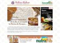 Sitio web de Molino Rahue