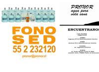 Sitio web de Pronor Ltda