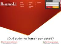Sitio web de Radio Taxi Monumental
