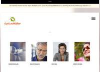 Sitio web de OPTICAS MÜLLER
