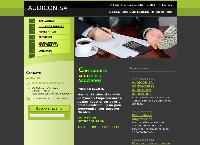 Sitio web de AUDICON SA