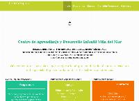 Sitio web de Centro Explora (Aprendizaje y Desarrollo Infantil)