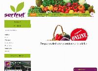 Sitio web de Serfrut