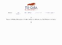 Sitio web de Tu Casa Restaurant