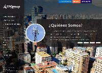 Sitio web de TFGroup