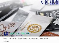 Sitio web de SOC. LG TEXTIL LTDA.